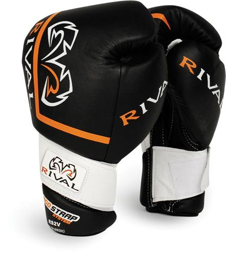 Rival Rival High Perf Hook & Loop Pro Sparring Gloves